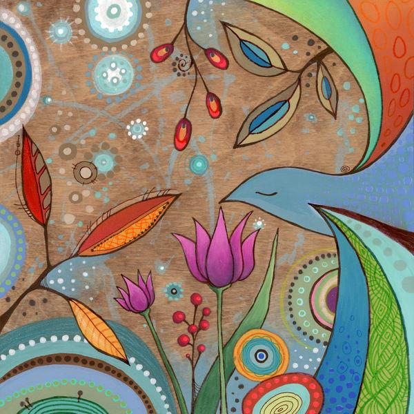 Love Is Intuitive Art | Kyle Creative