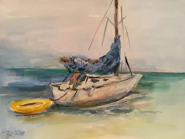 The Survivor  Art | vibrant art studio, Art by Annette Dion McGowan