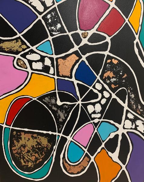 Amoeba Art | Courtney Einhorn