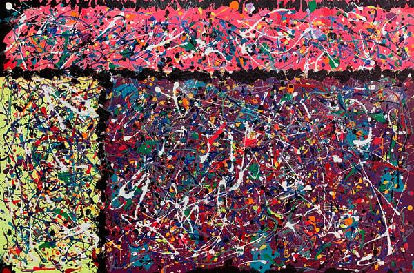 Chaos Art | Courtney Einhorn