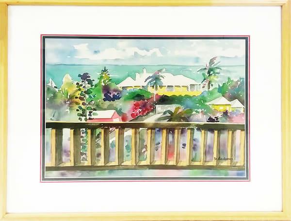 Bermuda House Art   Madaras Gallery
