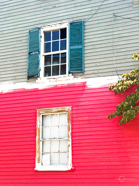 Windows in Marblehead