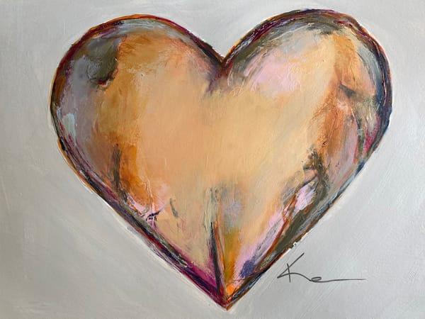 Pumpkin Love #3 (On Paper) Art   kellymerkurart