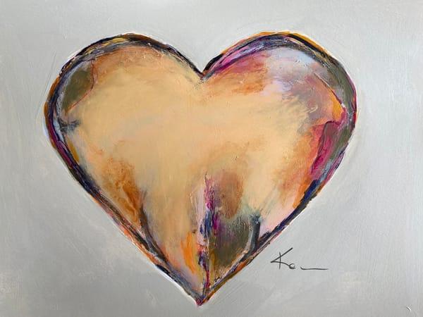 Pumpkin Love  #4 (On Paper) Art | kellymerkurart