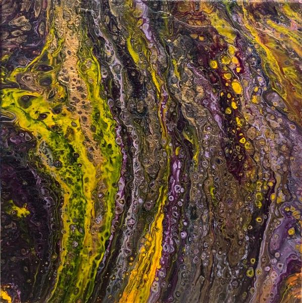 Purple Rain Art | Courtney Einhorn