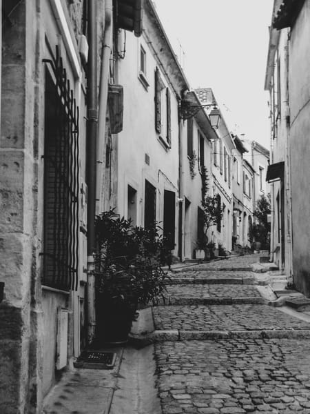 Provence Alley Photography Art | Julie Williams Fine Art Photography
