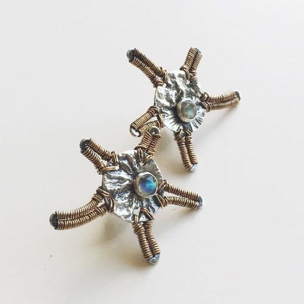 Celestial Starfish 14 K Art | Texas MerMade