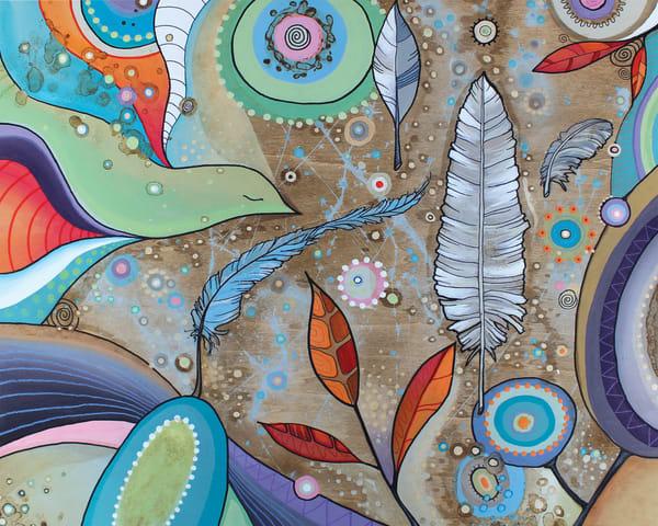 Spirit Feather Art | Kyle Creative