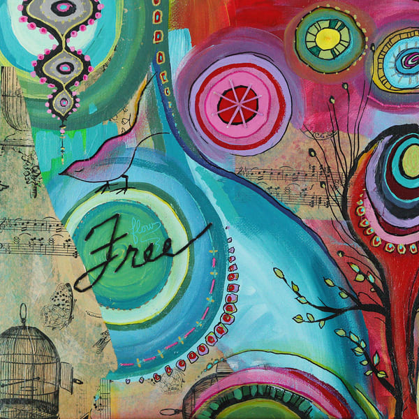 Flow Free  Art | Kyle Creative