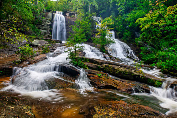Reedy Cove Falls - Blue Ridge Mountains fine-art photography prints