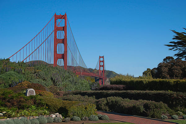 Golden Gate Photography Art | Greg Starnes Phtography