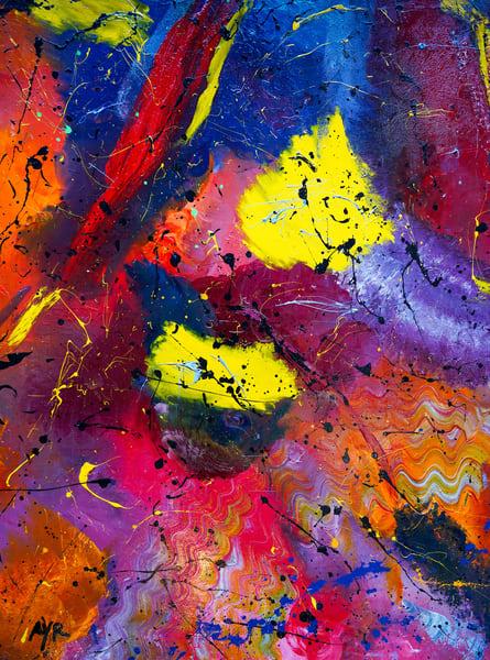 Melissa Ayr - Original Painting - Artwork - Extenor Carpi Radialis