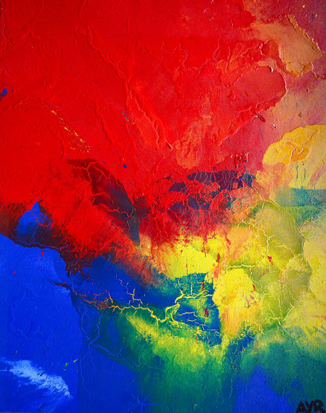 Melissa Ayr - Original Painting - Artwork - Foxtail