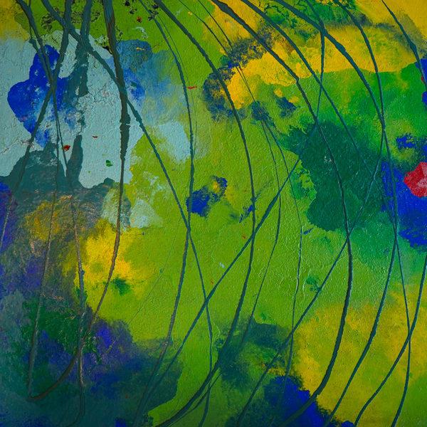 Melissa Ayr - Original Painting - Artwork - Geography