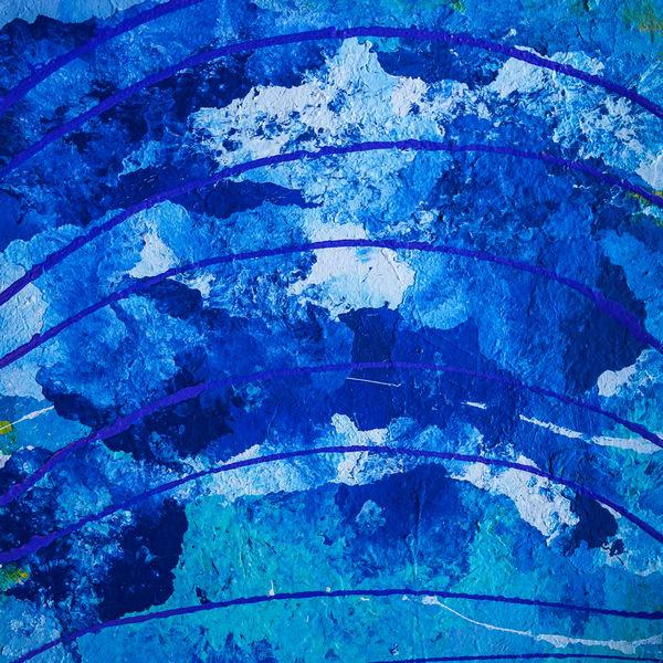 Melissa Ayr - Original Painting - Artwork - Point