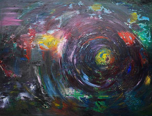 Melissa Ayr - Original Painting - Artwork - Earth Day