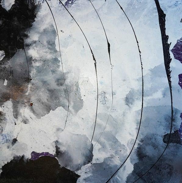 Melissa Ayr - Original Painting - Artwork - Oreo