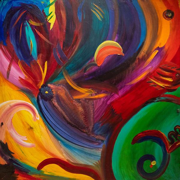 Melissa Ayr - Original Painting - Artwork - Pure Creativity