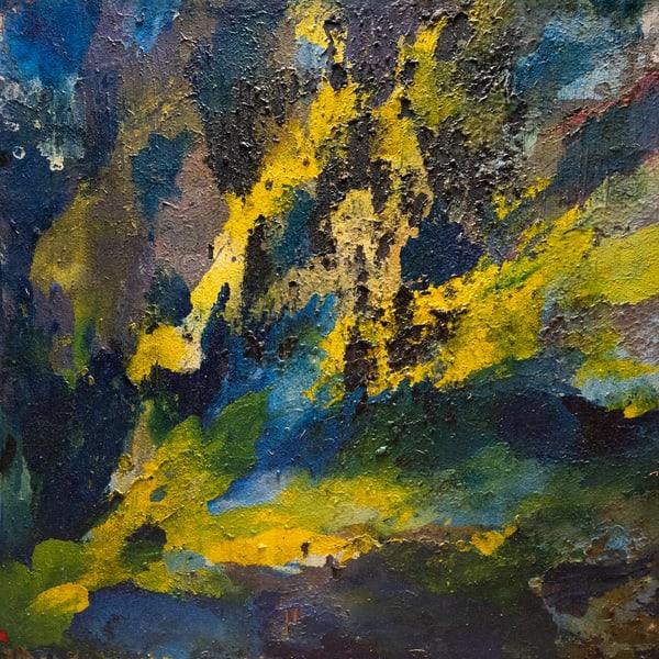 Melissa Ayr - Original Painting - Artwork - Lapiz Azuel
