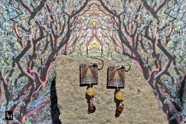 Mirror 1599_No. 2 Earrings