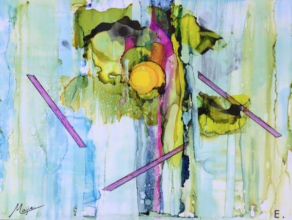 Suspended In Love Art | Maitri Studio