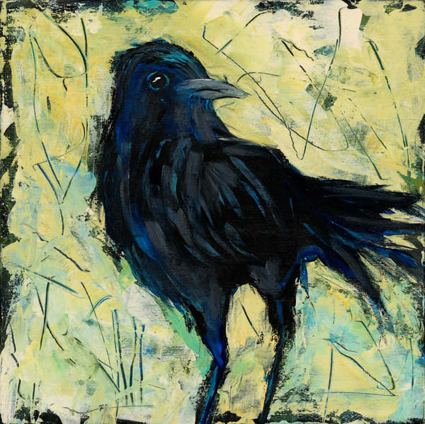 Crows of a Feather 1 - Terry MacDonald