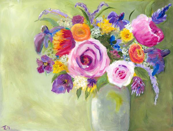 Bouquet - Terry MacDonald
