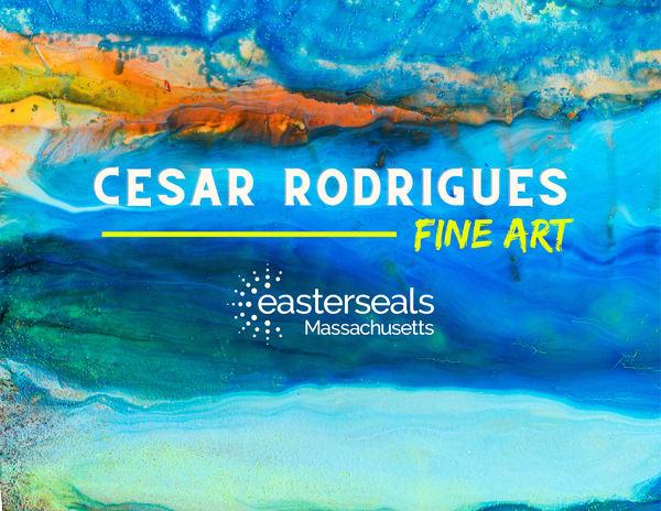 Easterseals 2021 Calendar 8'.5''x11 | Cesar Rodrigues fine art