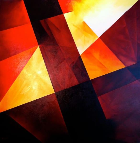 Gradient 1   Original Art | Mercedes Fine Art