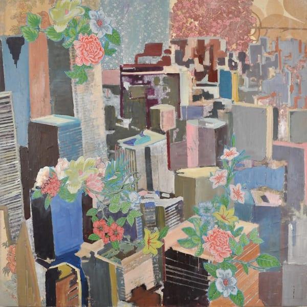 City Alive Art | memoryartgirl