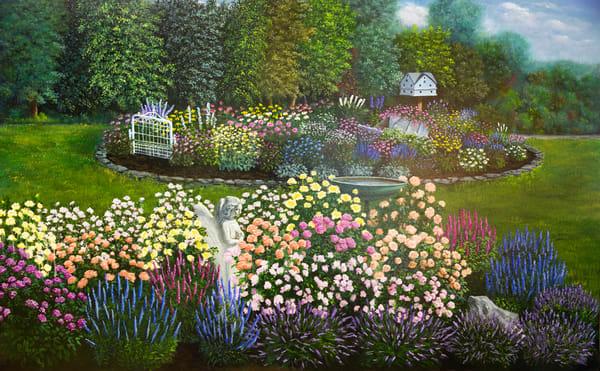 Melissa's Gardens Art | Mark Grasso Fine Art
