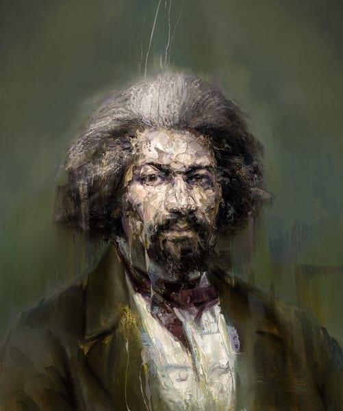 Frederick Douglass Art | Mathieu Laca