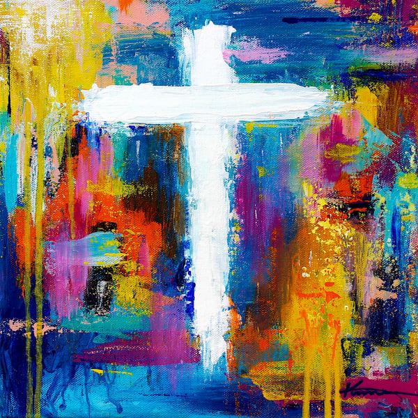 Cross No.10 Art | Kume Bryant Art