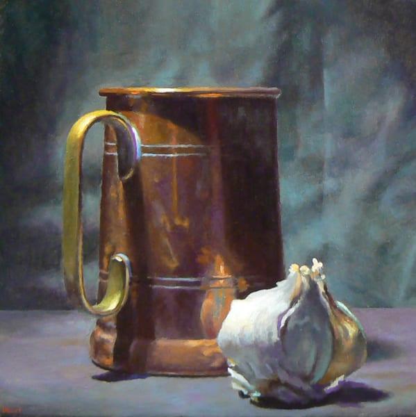 Copper And Garlic Art | Jeff Hayes Fine Arts