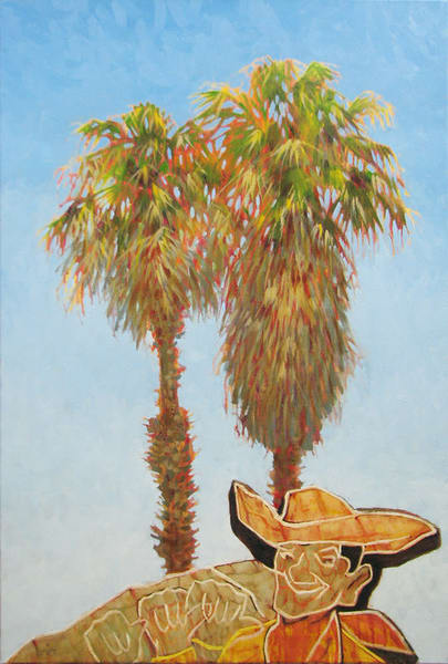 Two Palms 2 Art | Fountainhead Gallery