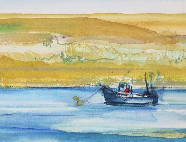 Fishing Boat Art | Full Fathom Five Gallery