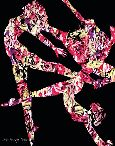 Essence | Persona: A Figurative Series | Digital Art