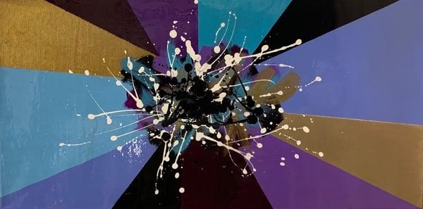 Supernova Art | Courtney Einhorn