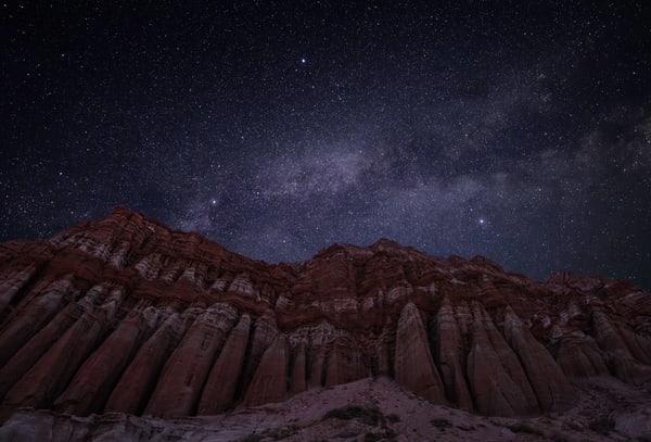 Badlands Nightfall Photography Art | Josh Kimball Photography