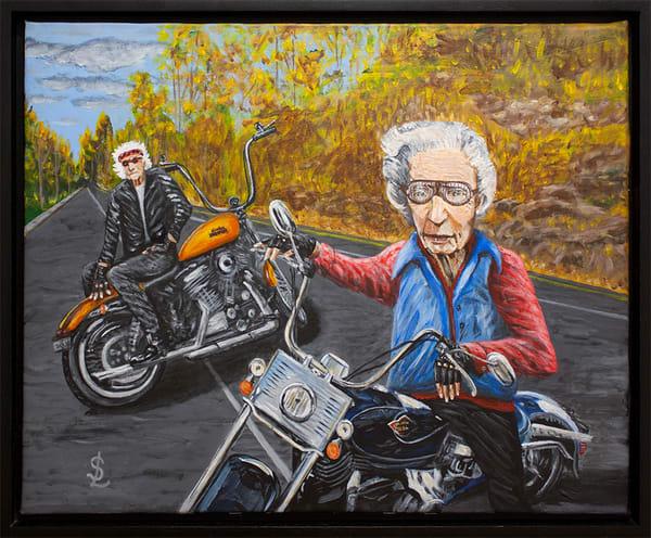 Senior Hogs Art   RPAC Gallery