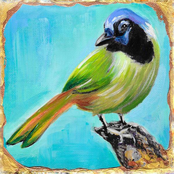 Green Jay Art | Channe Felton Fine Art