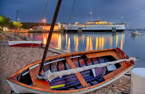 Steamship Ferry Sail Boats Art | Michael Blanchard Inspirational Photography - Crossroads Gallery