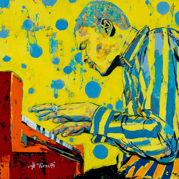 Reaching Fourth with McCoy Tyner