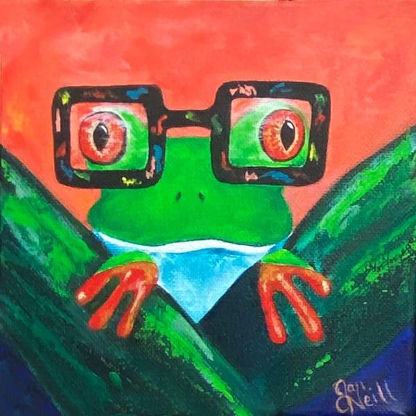 J-O-Neill-Frog