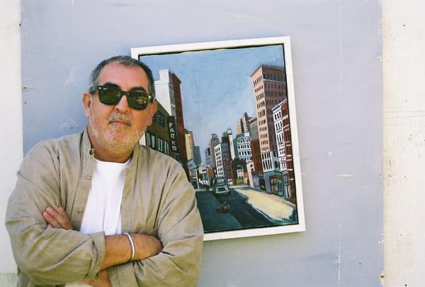 Artist Jorge Lovato Art | New Orleans Art Center