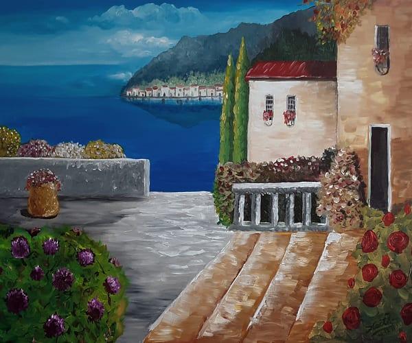 Taormina, Sicily Art | keithpiccolo