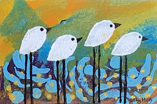 Fun Art | Cathy Mills Fine Arts