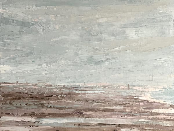Emerging From The Mist Art | Debra Schaumberg | ART