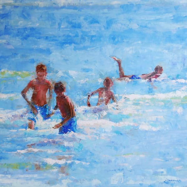Summer Splash Art | Debra Schaumberg | ART