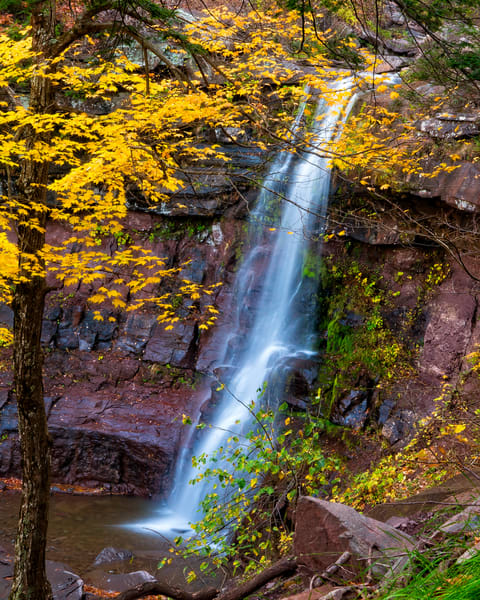 Falls And Foliage Photography Art | Quiet Heart Images, LLC